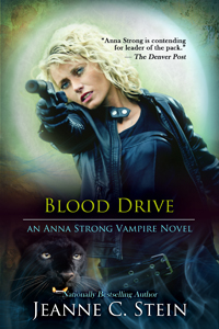 Blood Drive (Anna Strong Vampire Chronicles)