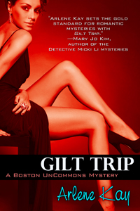Gilt Trip (The Boston Uncommons Mysteries)