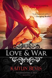 Love & War (Daughters of Zeus)