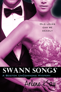 Swann Songs (The Boston Uncommons Mysteries)