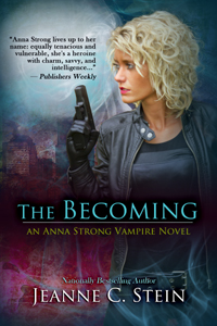 The Becoming (Anna Strong Vampire)