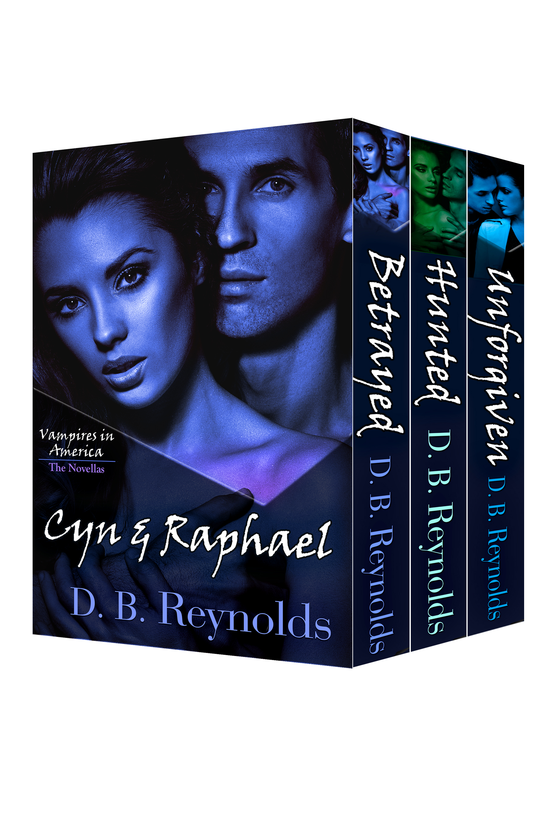 The Cyn and Raphael Novellas (Collection)