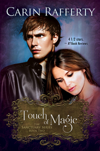 Touch of Magic (The Sanctuary Series)