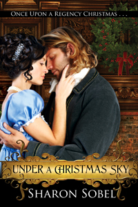 Under a Christmas Sky (Once Upon A Regency Christmas Duet)