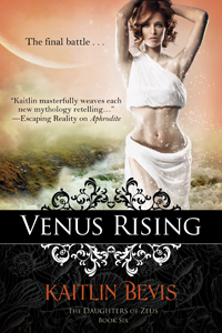 Venus Rising (The Daughters of Zeus)