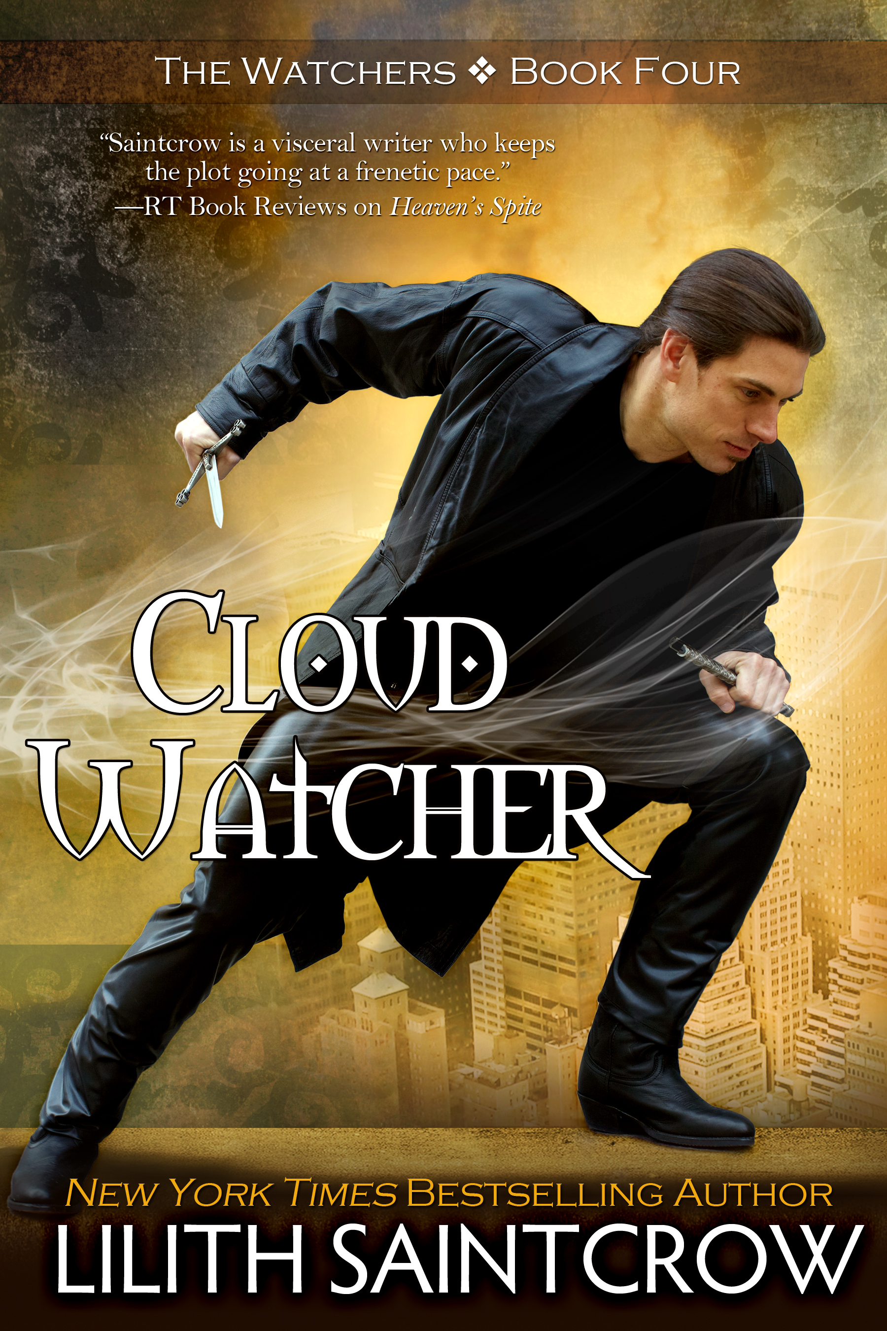 Cloud Watcher (The Watchers)