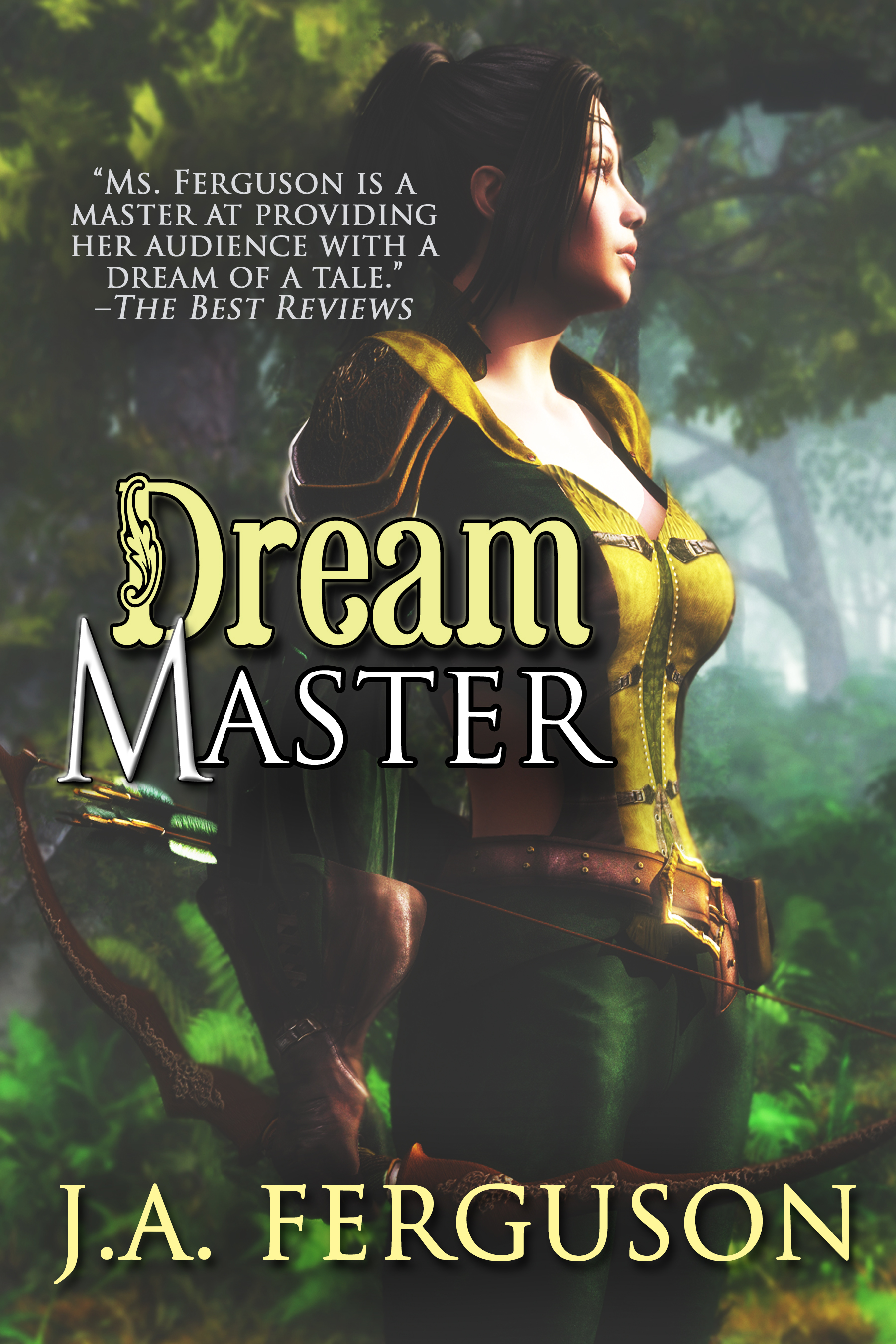 Dream Master (The Dream Chronicles)