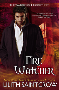 Fire Watcher (The Watchers)