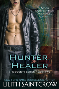 Hunter-Healer (The Society)