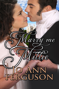 Marry Me, Millie (The Dunsworthy Brides)