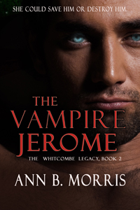 The Vampire Jerome (The Whitcombe Legacy)