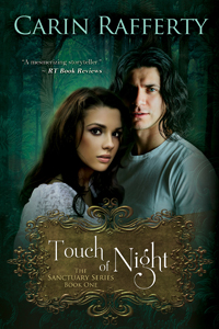 Touch of Night (The Sanctuary Series)